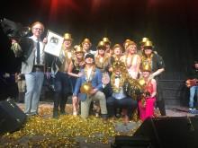 Östersund - vinnare av Årets Stadskärna