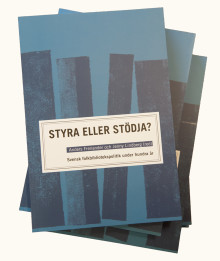 Styra eller stödja – ny antologi om folkbiblioteken