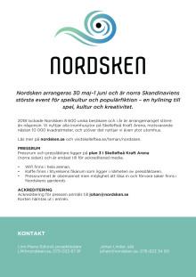Nordsken presskit