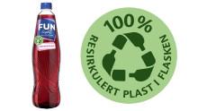 Orkla satser på miljøvennlige saftflasker