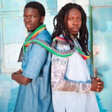 Senegalesiska Hiphop pionjärer på Bokmässan!