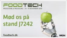 Mød os på Foodtech 2018!