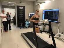Elite Running  Club use Qualisys for better performance