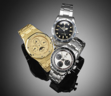 "Rolex ""Paul Newman"" Daytona til 1 million på auktion"