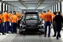 Volvo utökar produktionen i Kina och presenterar sin nya strategi för landet
