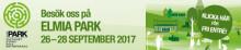 Besök oss på Elmia Park den 26-28 september