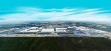 Offisiell åpning av Kias nye fabrikk i Mexico