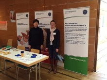 Positives Feedback zum Osteopathie-Stand in Ansbach
