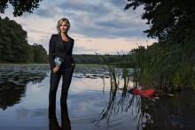Succéförfattaren Emelie Schepp får deckarvandring i Norrköping
