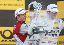 DTM: Mattias Ekström i mästerskapsledning. Fyra Audi i topp-6.