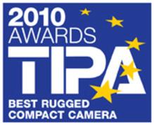 CASIO EXILIM EX-G1 vinder TIPA-prisen 2010