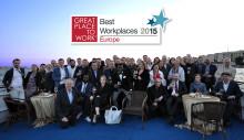 Iterio - en av Europas bästa arbetsplatser