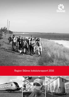 Region Skånes bokslutsrapport 2016