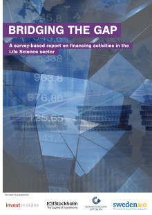 Bridging the gap – A survey-based report on financing activities in the Life Sciences sector