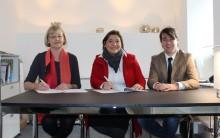 Bayernwerk bleibt in Polling Partner bei der Stromversorgung
