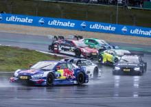 DTM: Ekström i fortsatt mästerskapsledning efter Nürburgring