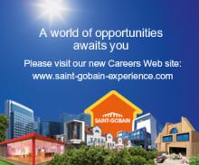 Karrieremuligheter i Saint-Gobain