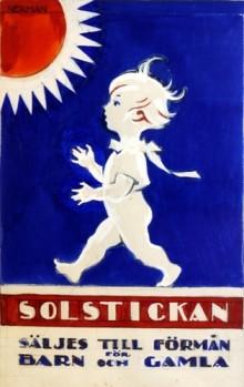 Solstickan firar 75 år på Skansen