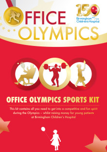 Office Olympics Sports Kit