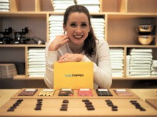Chocolate expert Jennifer Earle shares her top choc tasting tips!