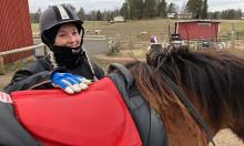 Salli Riding Pad – perfect product development