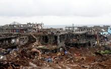 """Filippinerna: """"Striden om Marawi"""" lämnar efter sig dödsfall och förstörelse"""