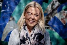 Cecilia Andrén Nyström får stipendium för ideellt arbete