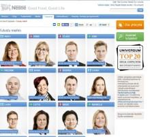 Elämää Nestléllä: Uratarinat houkuttelivat työharjoitteluun Nestlélle