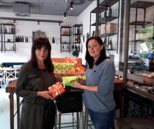 Eröffnung des Restaurants Taparazzi: Gäste spenden für Bärenherz