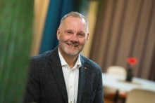 Ny VD till Sven Johansson Bygg AB – Joachim Lindroth