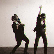 Mirage / You've got the look - #diagonalartprojects utforskar konstnärsmyten
