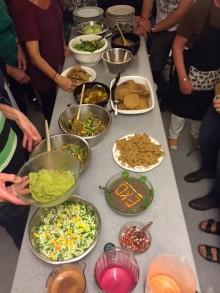 Klimatsmart matlagning lockade många