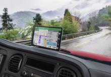 Navigation im XXL-Format: die neue dēzl-Serie für Berufskraftfahrer