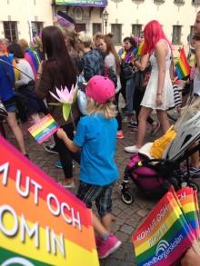 Malmö Pride i samarbete med Medborgarskolan