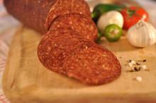 Unik svensk salami i 4 olika smaker