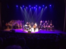 Stipendiekonsert med Lill-Ingvars stiftelse och Next Generation Big Band