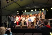 Zweites Schmetterling Sommerfest ein voller Erfolg