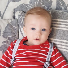 No sooner had I given birth to my baby he was taken away from me for lifesaving treatment, it was heartbreaking.
