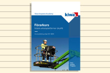 Kiwa Inspecta lanserar ny utgåva av lyfthandbok