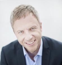 Olof Röhlander är en av årets huvudtalare på Näringslivsdagen i Eskilstuna