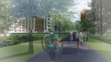 540 nya bostäder på Södra Råbylund