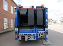 Sopbilar till det nya insamlingssystemet i Lidköping är beställda