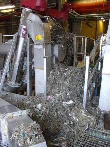 Malmöbon fulspolar 1.4 kg skräp per år