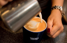 Wayne's Coffee nominerade till Nordens bästa kafékedja