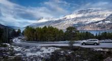 Volvo Cars gör svenska vägar mindre hala