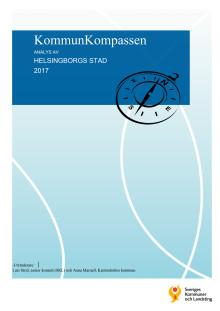 Rapport Kommunkompassen Helsingborg 2017
