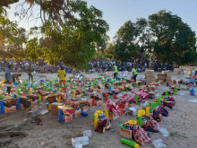 Pelastusarmeijan katastrofityö sykloni Idain tuhoalueella jatkuu