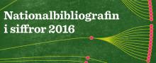 Nationalbibliografin i siffror: Många ger ut sina egna böcker