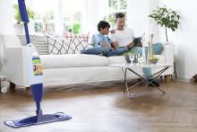 Effektiv städning ger mer tid för familj och vänner