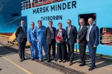 Starfish-serien for Maersk – ein suksess: Maersk Minder levert i dag